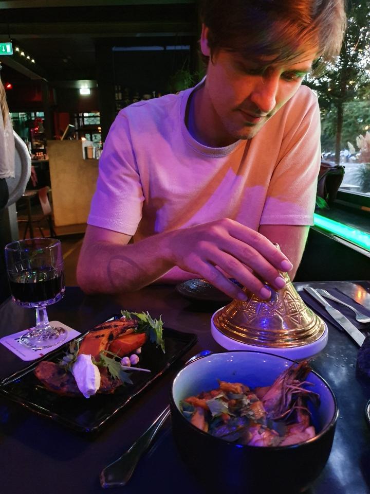 Een stukje Midden-Oosten in de domstad: mezze eten bijBadhu